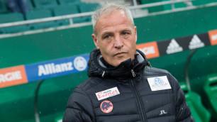 Преемника казахстанского тренера уволили из зарубежного клуба через три месяца после назначения