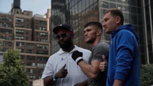 Ахмедов рассказал о попадании в GGG Promotions и главной цели в боксе