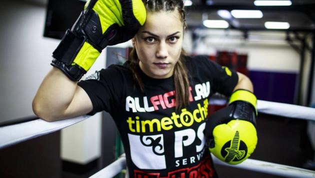 Фируза Шарипова сразу после возвращения в бокс попросила перенести ее бой