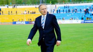 Работавший в Казахстане тренер продлил контракт с европейской сборной и сократил себе зарплату