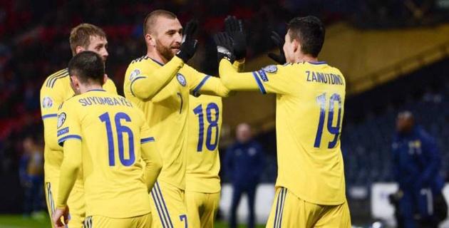 УЕФА решил досрочно заплатить казахстанским клубам за игру футболистов в сборных
