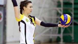 Сабина Алтынбекова исполнила зажигательный танец в арабском клубе