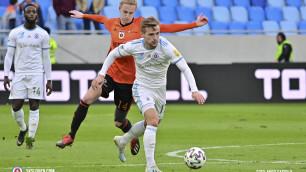 Казахстанский футболист из европейского клуба поучаствовал в киберспортивном турнире