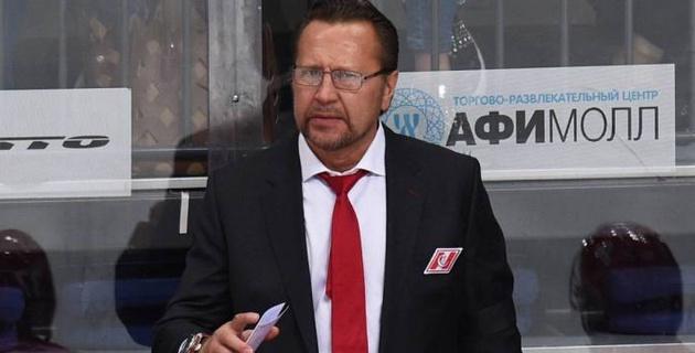 """Экс-игрок восьми клубов НХЛ может стать новым тренером """"Барыса"""""""