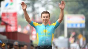 Прямой эфир на Vesti.kz: звезда казахстанского велоспорта ответит на вопросы