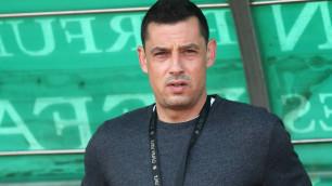 Болгарский тренер получил предложение из Казахстана