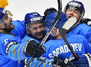 Сборная Казахстана по хоккею поднялась в мировом рейтинге