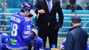"""В """"Барыс"""" придет тренер-иностранец? Кто заменит Андрея Скабелку у руля клуба в КХЛ"""
