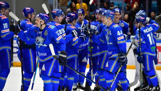 КХЛ приняла решение по казахстанским хоккеистам