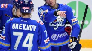 """Игроки на продажу. Скабелка уведет двух казахстанских лидеров """"Барыса"""" в свой новый клуб в КХЛ?"""