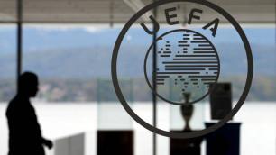 УЕФА вслед за ФИФА выделил деньги Казахстанской федерации футбола