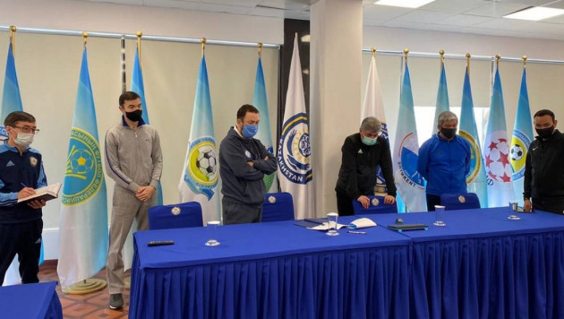 В КФФ сделали заявление о плане по возобновлению сезона в КПЛ и матчах сборной Казахстана