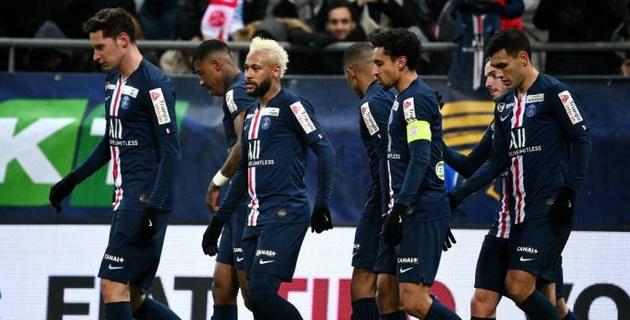 Футболисты ПСЖ отказались пойти на снижение зарплат