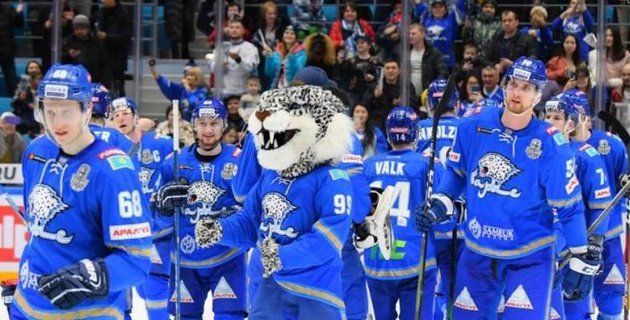 """Обойдут """"Барыс""""? У казахстанского клуба есть конкурент в борьбе за форварда из НХЛ"""