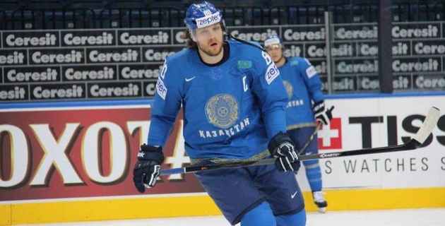 Жайлауов, Антропов и... Названа символическая сборная Казахстана по хоккею всех времен