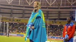 Прямой эфир на Vesti.kz: олимпийская чемпионка и самая титулованная спортсменка Казахстана Ольга Рыпакова