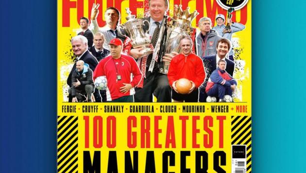 Появился рейтинг лучших тренеров в истории футбола