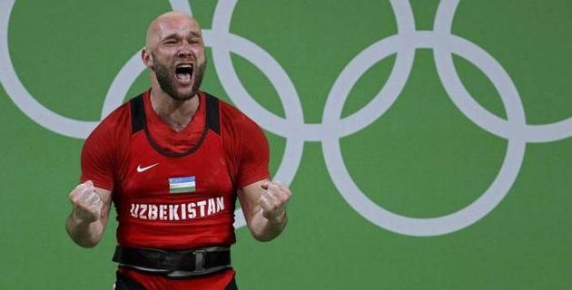 Олимпийский чемпион Рио из Узбекистана в весе Ильина дисквалифицирован за допинг