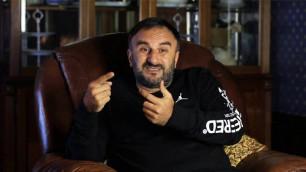 """Шуми Бабаев сделал заявление о главном тренере """"Барыса"""""""