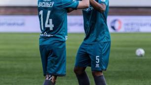 Букмекеры оценили шансы самой казахстанской команды Беларуси обойти БАТЭ в чемпионате