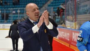 Андрей Скабелка дал первый комментарий после назначения в новый клуб
