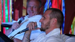 Известный российский комментатор назвал экс-игрока казахстанского клуба быдланом