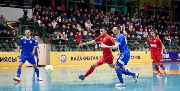 Чемпионат Казахстана по футзалу могут возобновить в конце мая