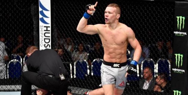 Турнир UFC в Казахстане отменен