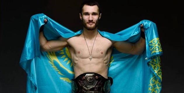 """""""Это моя дорога напрямую"""". Казахстанский боец Морозов подробно рассказал о контракте с UFC"""