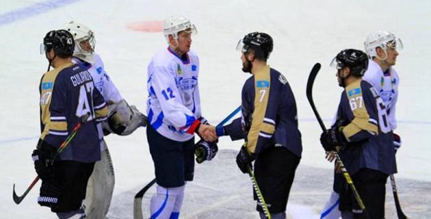 В клубах чемпионата Казахстана по хоккею началось сокращение бюджетов