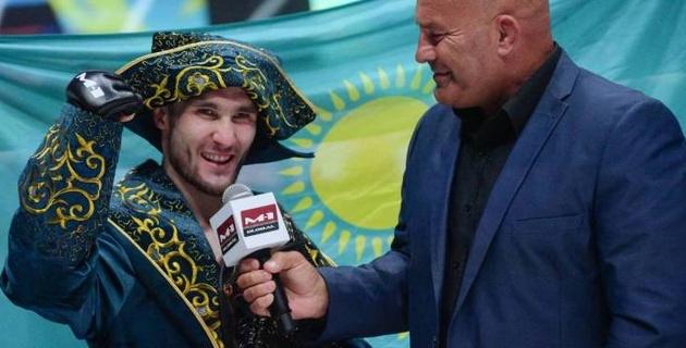 Хабиб, МакГрегор, контракт с UFC и футбол. Сергей Морозов - в прямом эфире Vesti.kz