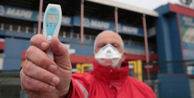 Футболисты итальянского клуба заразились коронавирусом