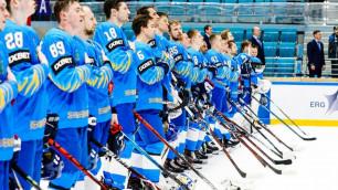 Сегодня Казахстан сыграет со Швейцарией. IIHF представила результаты первого дня ЧМ по хоккею