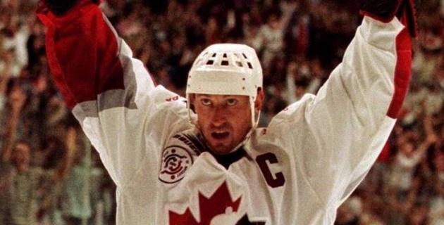 Названа сборная Канады по хоккею всех времен по версии IIHF