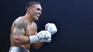Украинский борец вызвал Усика на бой без правил после шуток боксера в соцсетях