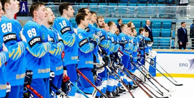 Второй виртуальный матч на ЧМ-2020 по хоккею. Поможем Казахстану победить Латвию