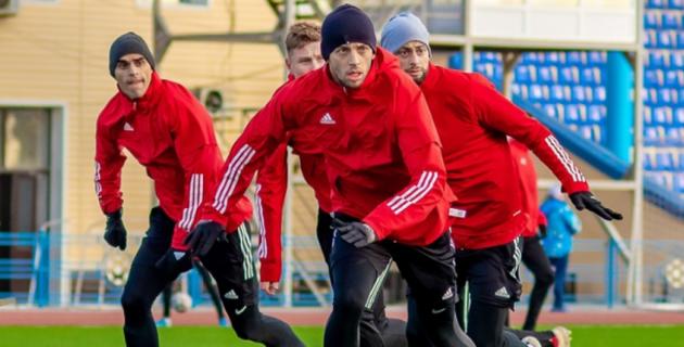 Участник еврокубков от Казахстана объявил о старте тренировок
