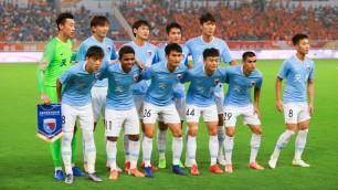 Китайский футбольный клуб обанкротился и снялся с чемпионата
