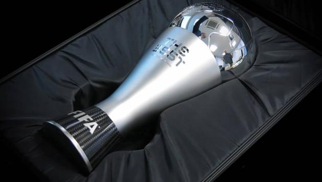 ФИФА отменила церемонию вручения наград лучшим футболистам