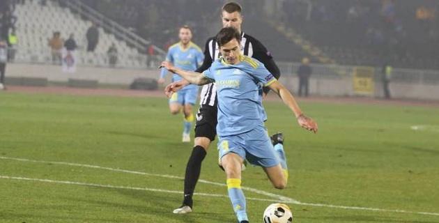 """Легионер """"Астаны"""" вложил деньги в покупку европейского клуба"""