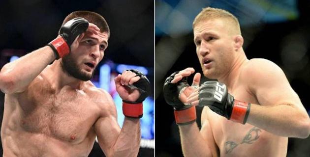 Глава UFC объявил дату боя Хабиба против Гэтжи