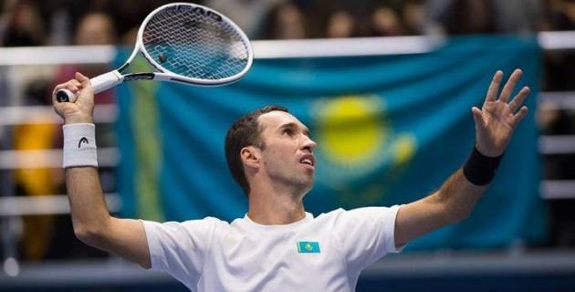 Кукушкин назвал будущую звезду мирового тенниса из Казахстана