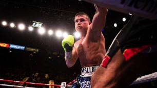 """Эксперт ESPN назвал способного побить """"Канело"""" боксера"""