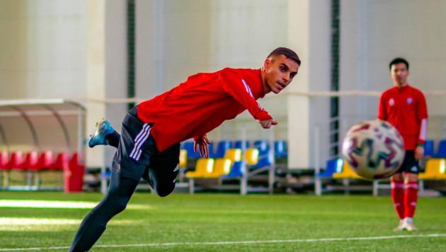 Хорватский футболист объяснил уход из казахстанского клуба после старта сезона