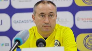 Станимир Стойлов отказался от европейского гранда
