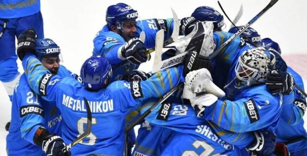 Сборная Казахстана получила матч с Канадой на ЧМ-2021 по хоккею