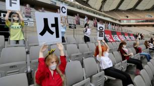 Южнокорейский футбольный клуб оштрафован на крупную сумму за скандал с секс-куклами на трибунах