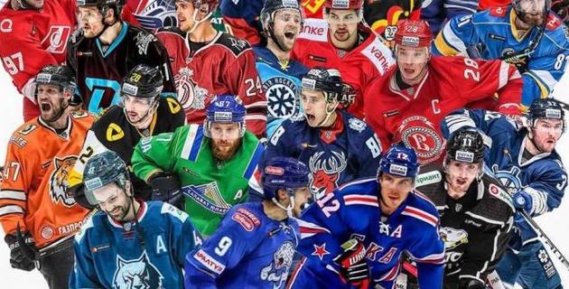 """""""Барыс""""? Хоккеисты КХЛ назвали самую красивую форму лиги"""