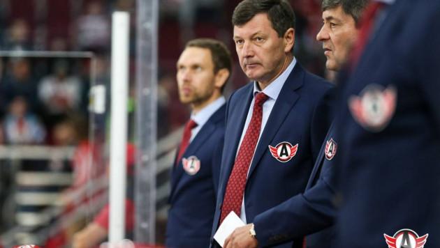 Первый казахстанец в истории НХЛ и экс-капитан сборной стал тренером российского клуба