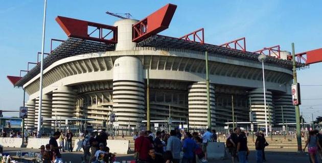 """В Италии могут снести легендарную арену """"Милана"""" и """"Интера"""""""